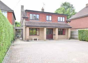 Thumbnail 5 bed detached house for sale in Vaughan Copse, Brighton Road, Horsham, West Sussex