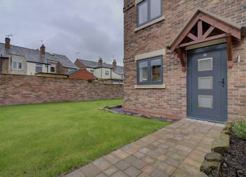 Thumbnail 4 bed semi-detached house for sale in Horseshoe Drive, Macclesfield