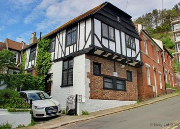 Thumbnail 3 bed detached house for sale in Croft Road, Hastings