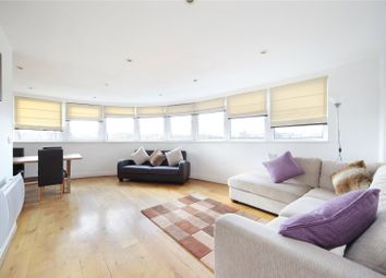 Thumbnail 3 bed flat for sale in Omega Building, Smugglers Way, London