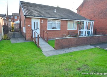Thumbnail 1 bed bungalow to rent in Clyde Road, Radcliffe, Manchester
