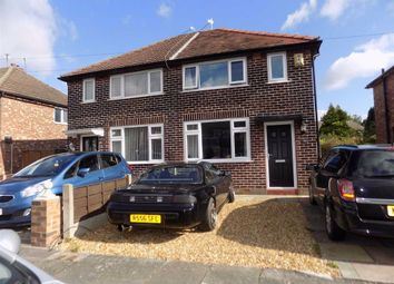 Thumbnail 2 bed semi-detached house to rent in Annable Road, Bredbury, Stockport