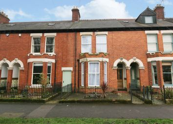 Thumbnail 4 bedroom terraced house for sale in Marlborough Avenue, Princes Avenue, Hull