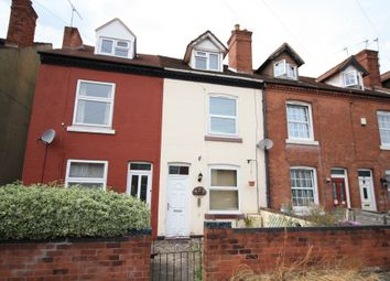 Thumbnail 3 bed terraced house for sale in Piccadilly, Tamworth
