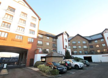 Thumbnail 1 bed flat to rent in Regents Court, Sopwith Way, Kingston