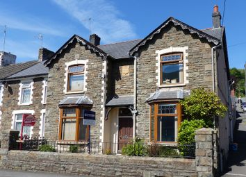 Thumbnail 4 bed end terrace house for sale in 75 Dunraven Place, Ogmore Vale, Bridgend.