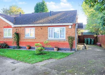 2 bed bungalow for sale in Bramble Close, Glenfield LE3