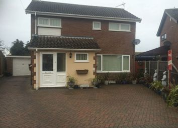 Thumbnail 3 bedroom detached house for sale in Boon Drive, Lowestoft