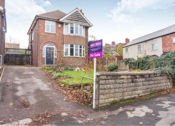 Thumbnail 3 bed detached house for sale in Gilt Hill, Nottingham