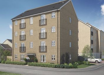 Thumbnail 1 bed flat for sale in The Newbury Apartments At Oaklands Hamlet, Five Oaks Lane, Chigwell
