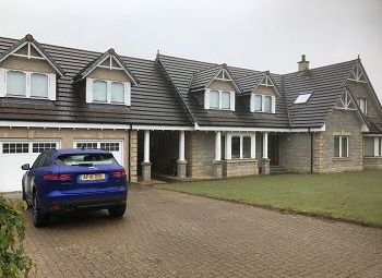 Thumbnail 5 bed detached house to rent in Osprey Road, Piperdam, Dundee