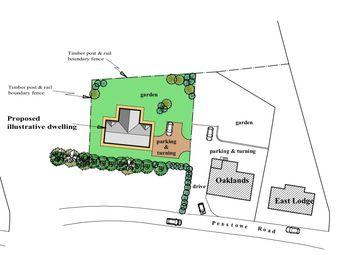 Thumbnail Land for sale in Kilkhampton, Bude