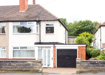Thumbnail 3 bed end terrace house for sale in St. Annes Drive, Leeds, West Yorkshire