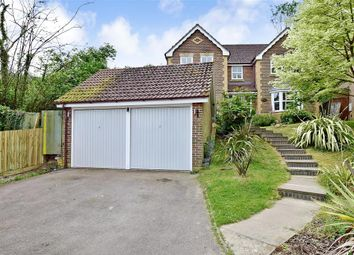 Thumbnail 4 bed detached house for sale in New Barn Lane, Uckfield, East Sussex