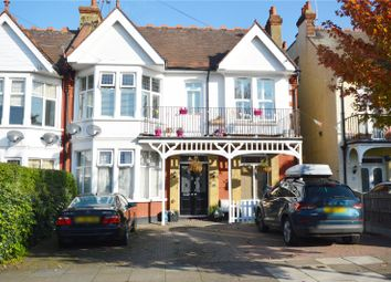 Thumbnail 4 bed maisonette for sale in First Avenue, Westcliff-On-Sea, Essex