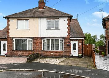 2 bed semi-detached house for sale in Eastcroft Avenue, Littleover, Derby DE23