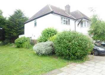 Thumbnail 4 bed semi-detached house to rent in The Ridgeway, Finchley