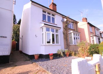 Thumbnail 2 bed semi-detached house for sale in Nelson Road, Bishop's Stortford