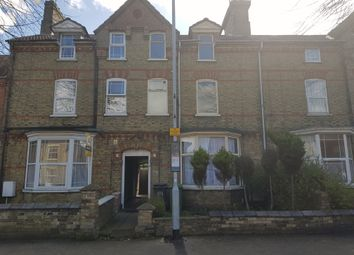 Thumbnail 3 bed terraced house to rent in Dogsthorpe Road, Peterborough