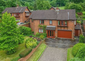 Thumbnail 4 bed detached house for sale in Broadwood Park, Colwall, Malvern