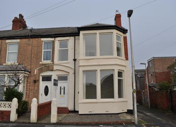 Thumbnail 5 bedroom end terrace house for sale in Westbourne Avenue, South Shore, Blackpool