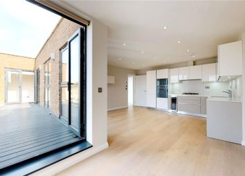 Thumbnail 3 bed flat for sale in Hargrave Place, London
