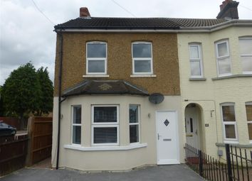 Thumbnail 4 bed semi-detached house for sale in Houghton Road, Dunstable