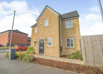 Thumbnail 3 bed detached house for sale in Greenwood Close, Burnley, Lancashire
