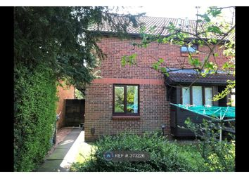 Thumbnail 1 bed end terrace house to rent in Horton Road, Datchet, Slough