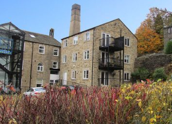 Thumbnail 2 bed flat for sale in 114 Underbank Old Road, Holmfirth