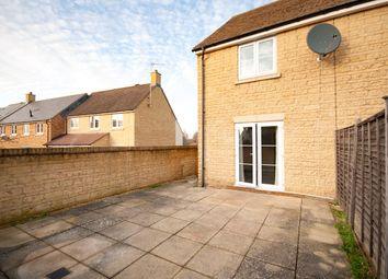 Thumbnail 2 bed end terrace house to rent in Park View Road, Witney, Oxfordshire