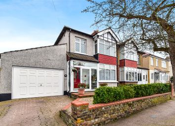 Thumbnail 4 bed semi-detached house for sale in Havelock Road, West Dartford, Kent