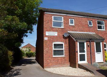 Thumbnail 2 bed semi-detached house to rent in Launceston Terrace, Norwich