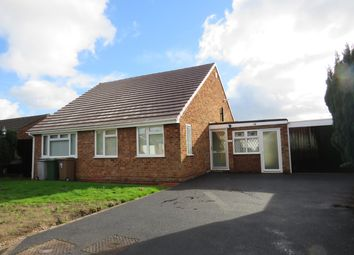 Thumbnail 3 bed bungalow to rent in Grenville Crescent, Bromborough, Wirral