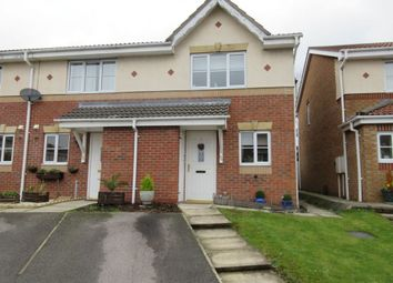 Thumbnail 2 bed end terrace house to rent in Cookson Road, Thurmaston