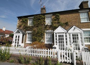 Thumbnail 2 bed terraced house for sale in Common Lane, Letchmore Heath, Watford