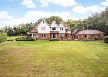 Thumbnail 5 bed detached house for sale in Braxted Road, Little Braxted, Witham, Essex