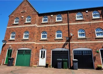 Thumbnail 4 bed town house for sale in Maltings Court, Kirk Sandall, Doncaster