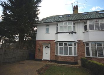 Thumbnail 2 bed maisonette for sale in Abercorn Close, Mill Hill East, London