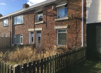 Thumbnail 2 bedroom terraced house to rent in Myrtle Street, Ashington