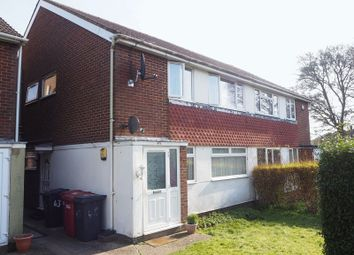 Thumbnail 2 bed flat for sale in Common Road, Langley, Slough