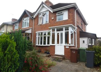 Thumbnail 3 bed property to rent in Coalpool Lane, Walsall