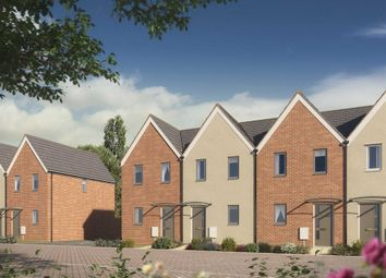 "Thumbnail 2 bed end terrace house for sale in ""The Morden"" at Neath Road, Landore, Swansea"
