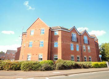 Thumbnail 2 bed flat for sale in Princess Way, Burton-On-Trent
