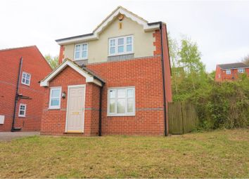 Thumbnail 3 bed detached house for sale in Coverdale Close, Leeds