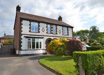 Thumbnail 2 bed semi-detached house for sale in Macclesfield Road, Holmes Chapel, Crewe