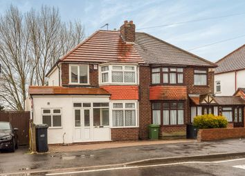 Thumbnail 3 bedroom semi-detached house for sale in Sledmore Road, Dudley