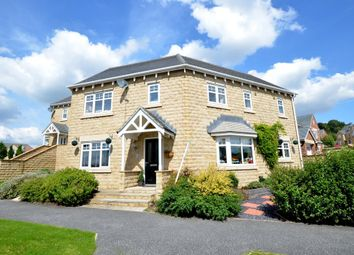 Thumbnail 4 bed detached house for sale in The Grange, Woolley Grange, Barnsley