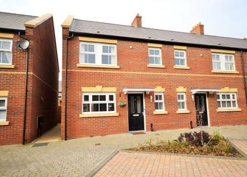 Thumbnail 3 bed terraced house to rent in Millstream, Exeter, Devon