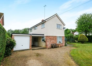 Thumbnail 3 bed detached house for sale in Lower Street, Great Bealings, Woodbridge